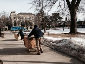 Bolores bones leaving the University of Iowa to return to Portugal
